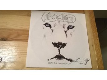 White Lion - When The Children Cry, EP