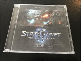 Starcraft 2 Wing of Liberty Soundtrack