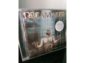 DREAMAKER - HUMAN DEVICE  Dark Moor CD *Ny & Inplastad*