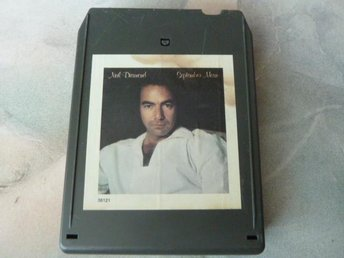 NEIL DIAMOND, SEPTEMBER MORN,  KASSETTBAND, 8-TRACK