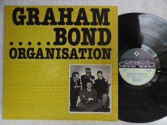 GRAHAM BOND ORGANISATION - CHARLY CR 30198 - Helsingborg - GRAHAM BOND ORGANISATION - CHARLY CR 30198 - Helsingborg