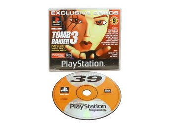 Demo från Official UK Playstation Magazine Disc 39