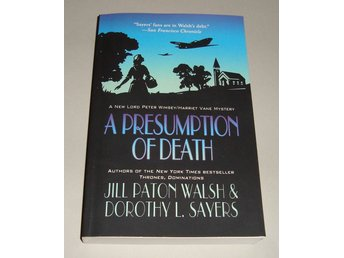 Walsh, Jill Paton / Sayers, Dorothy L.: A Presumption of Death.