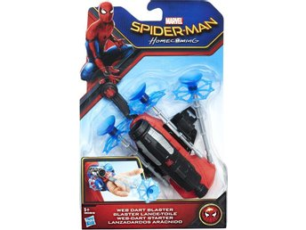 SPIDERMAN WEB DART BLASTER Spindelmannen Spider Man