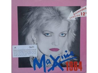 "Maxine title* 1984* Synth-pop 12"" UK"