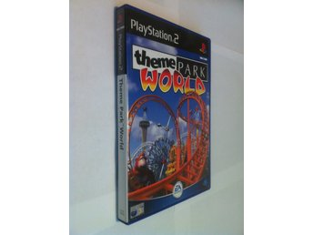 PS2: Theme Park World
