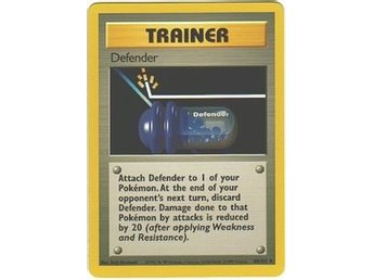 Pokémonkort: Defender 80/102 [Base Set]