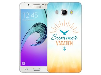 Samsung Galaxy J5 (2016) Skal Summer Vacation