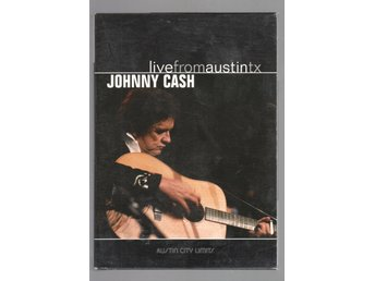 Johnny Cash ‎- Live From Austin TX