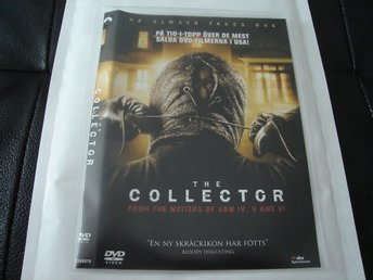 DVD-THE COLLECTOR