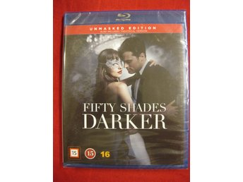 FIFTY SHADES DARKER UNMASKED EDITION - NY OCH INPLASTAD BLU-RAY