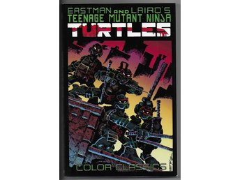 Teenage Mutant Ninja Turtles: Color Classics Volume 1 TP NM Ny Import