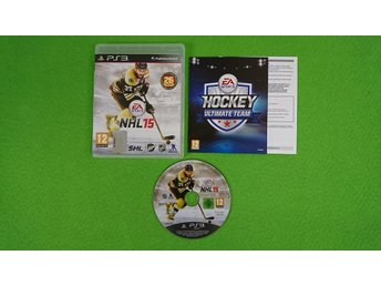 NHL 15 Ps3 Playstation 3