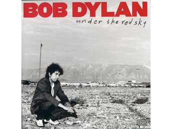 BOB DYLAN - Under The Red Sky (CD)