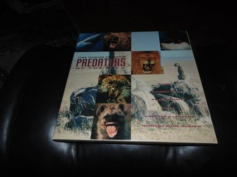 Time Warner presents Predators of the wild   - 3st Laserdisc Box
