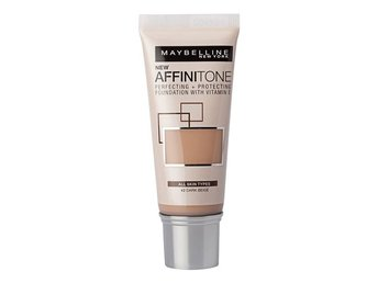 Maybelline Affinitone  Foundation,Dark Beige 42