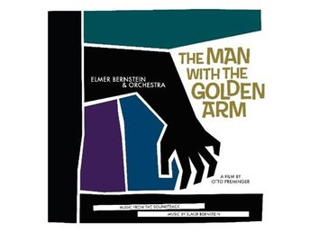 Soundtrack: Man with the golden arm (Coloured) (Vinyl LP)