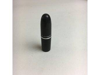 svart läppstift mac