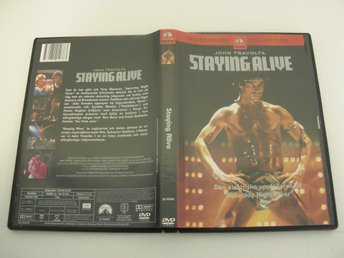 Staying alive - John Travolta