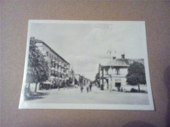 vykort oskrivet 6,2 x 8,8 cm kristinehamn kungsgatan - Ronneby - vykort oskrivet 6,2 x 8,8 cm kristinehamn kungsgatan - Ronneby