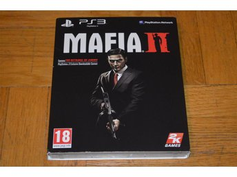 Mafia II 2 - Playstation 3 PS3