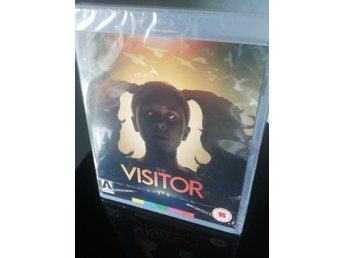 THE VISITOR 70-tals kultskräck! Blu-ray + DVD *Uncut*
