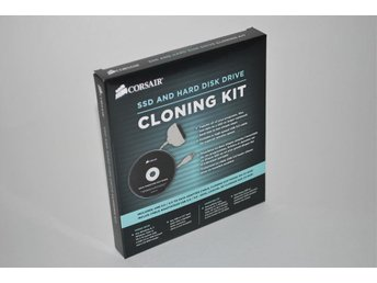 Corsair SSD and HD cloning kit, NYSKICK