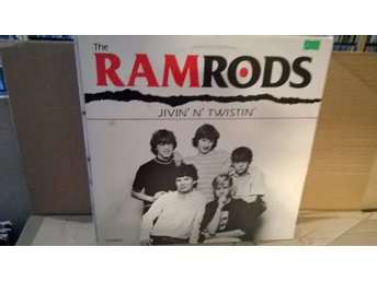 The Ramrods - Jivin' N' Twistin', LP, very rare, LP