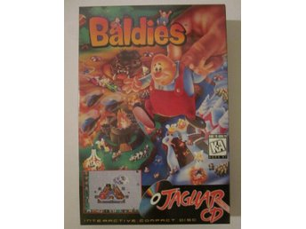 Atari Jaguar: Baldies! NYTT!