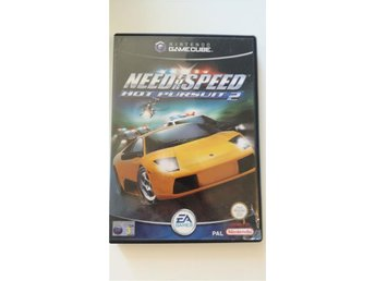 Need for Speed Hot Pursuit 2 PAL - Nintendo Gamecube