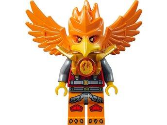 Lego - Figurer Figur - Chima - FRAX Orange NY - Uddevalla - Lego - Figurer Figur - Chima - FRAX Orange NY - Uddevalla