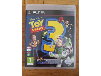 Toy Story 3 / PS3 Spel