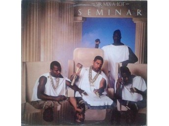 Sir Mix-A-Lot title* Seminar* Hip Hop Golden 80's LP