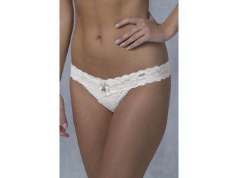Nelly WhiteThong Stringtrosa-YHUSH-M/L