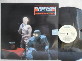MANFRED MANN'S EARTH BAND - SOMEWHERE IN AFRIKA - BRON 543