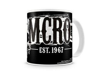 Sons Of Anarchy - Samcro 1967 skull kaffemugg