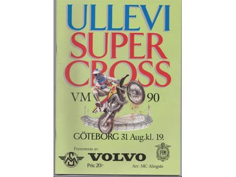 ULLEVI SUPERCROSS VM 1990