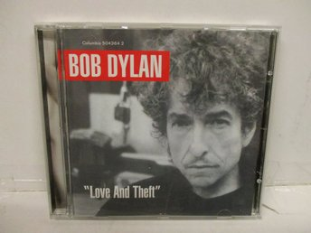 "Bob Dylan - ""Love And Theft"" - FINT SKICK!"