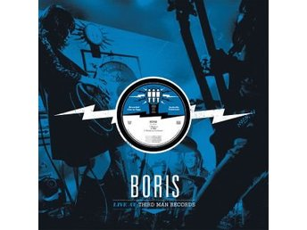 Boris: Live at Third Man Records (Vinyl LP)