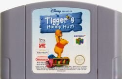 N64 - Tiggers Honey Hunt (Beg)
