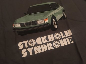 SAAB TURBO T-Shirt Stockholm Syndrom