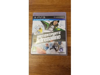 Motionsport Adrenalin, Ps3 spel.