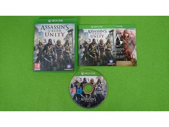 Assassins Creed Unity Xbox One