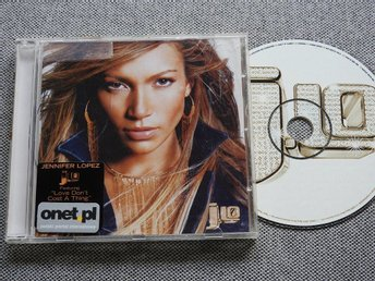 Jennifer Lopez - J.Lo CD (2001)