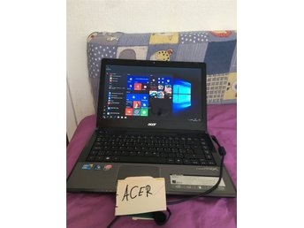 Acer Aspire ES 14 intel celeron N3350 1.10 GHz 4 GB Ram 32 GB SSD HD Graphics
