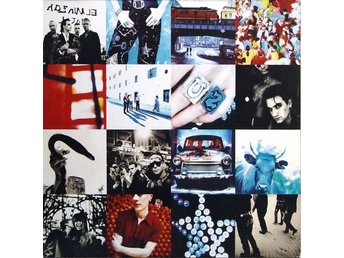 U2 - Achtung Baby / Islands Records 1991