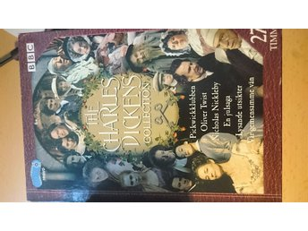 DVD, Charles Dickens collection