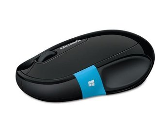 Microsoft Wireless Sculpt Comfort Mouse Win7/8 Bluetooth, Black