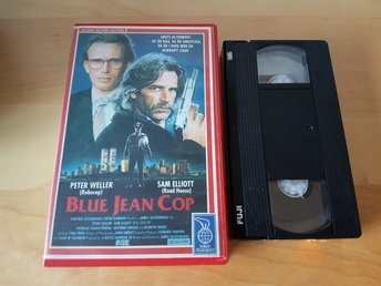 Blue Jean Cop - Nordic, Peter Weller