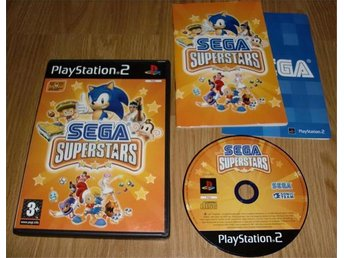 PS2: Sega Superstars